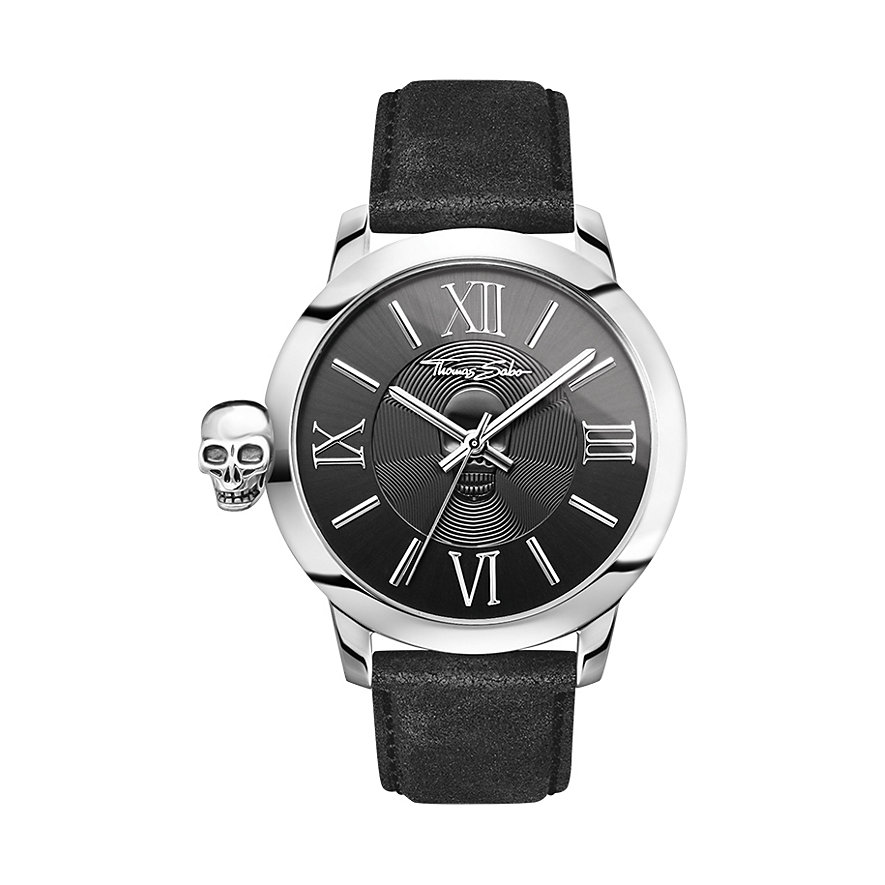 Thomas Sabo Herrenuhr WA0296-218-203-46 mm