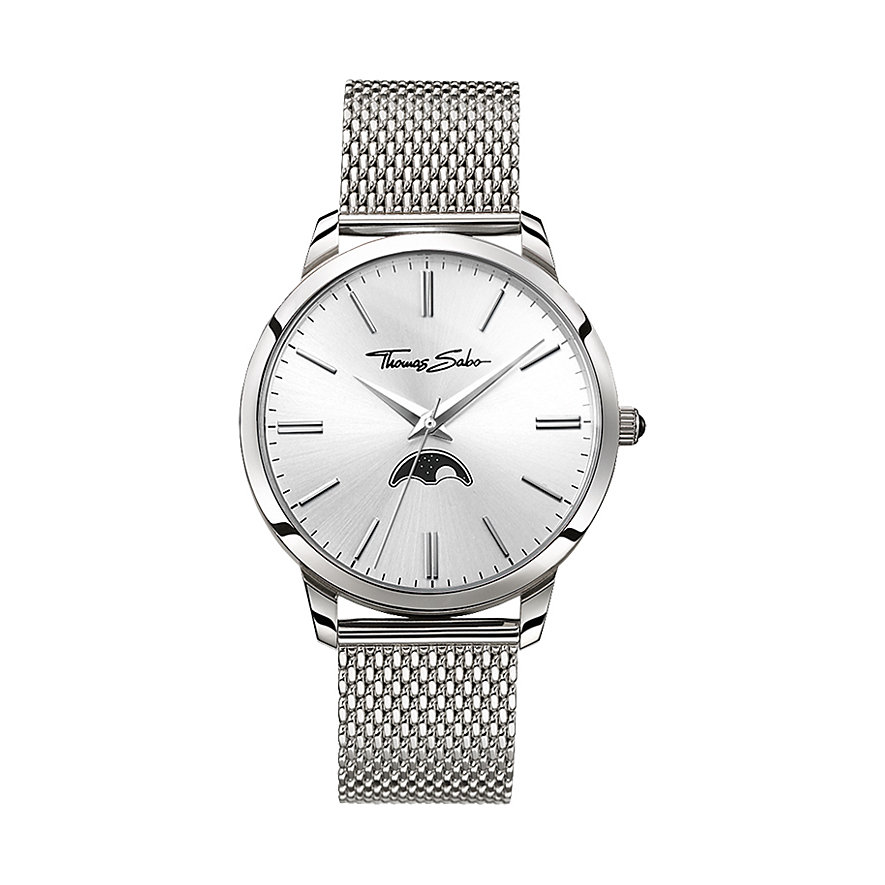 Thomas Sabo Herrenuhr WA0324-201-201-42 mm