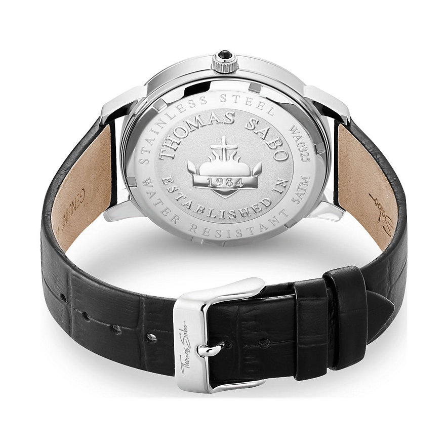 Thomas Sabo Herrenuhr WA0325-218-203-42 mm