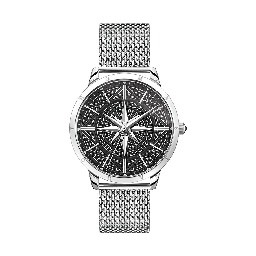 Thomas Sabo Herrenuhr WA0349-201-203-42 mm