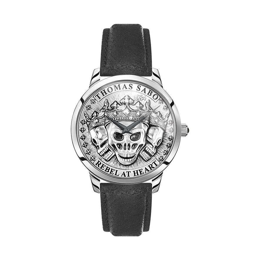 Thomas Sabo Herrenuhr WA0355-203-201-42 mm