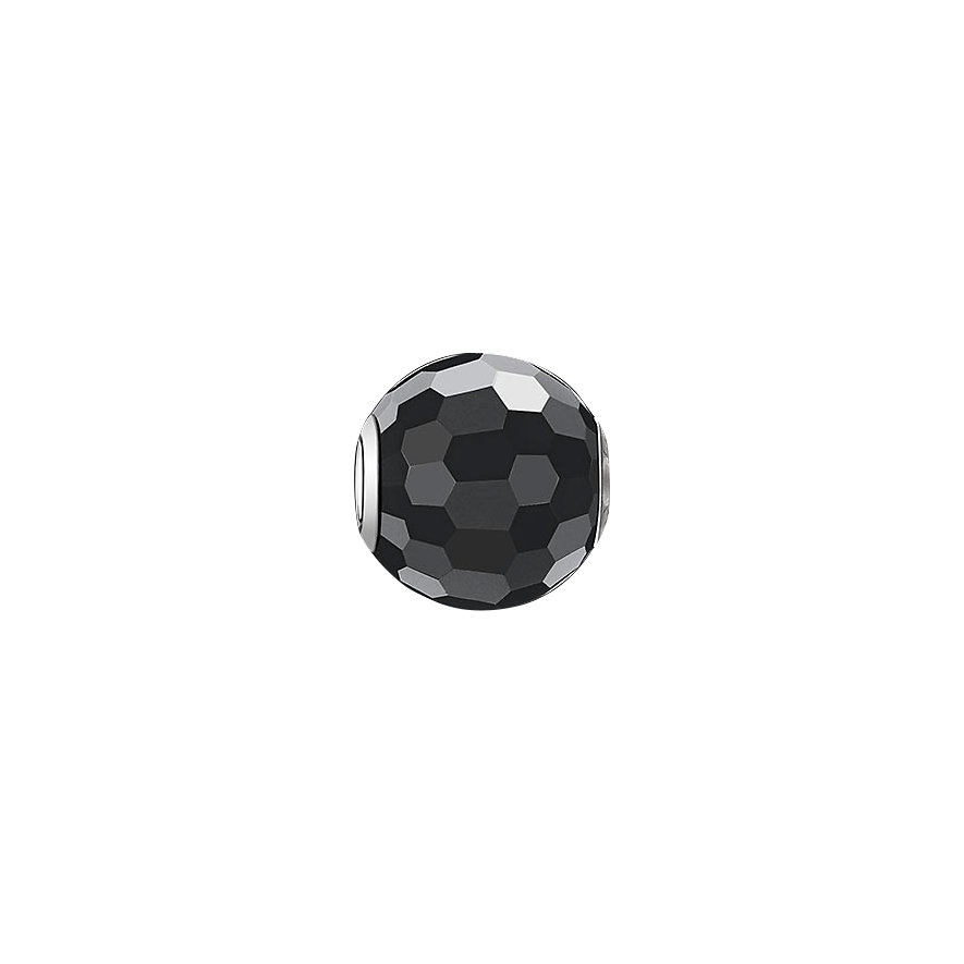 Thomas Sabo Karma Bead K0003-023-11 Obsidian