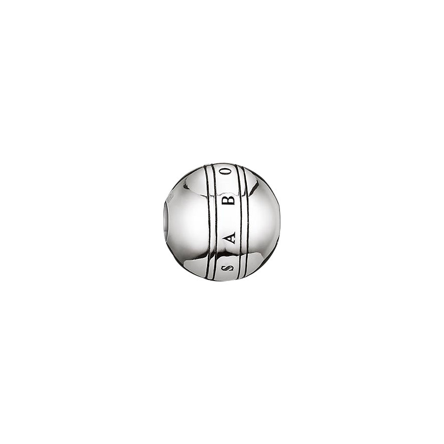 Thomas Sabo Karma Bead K0014-001-1 Logo Bead2