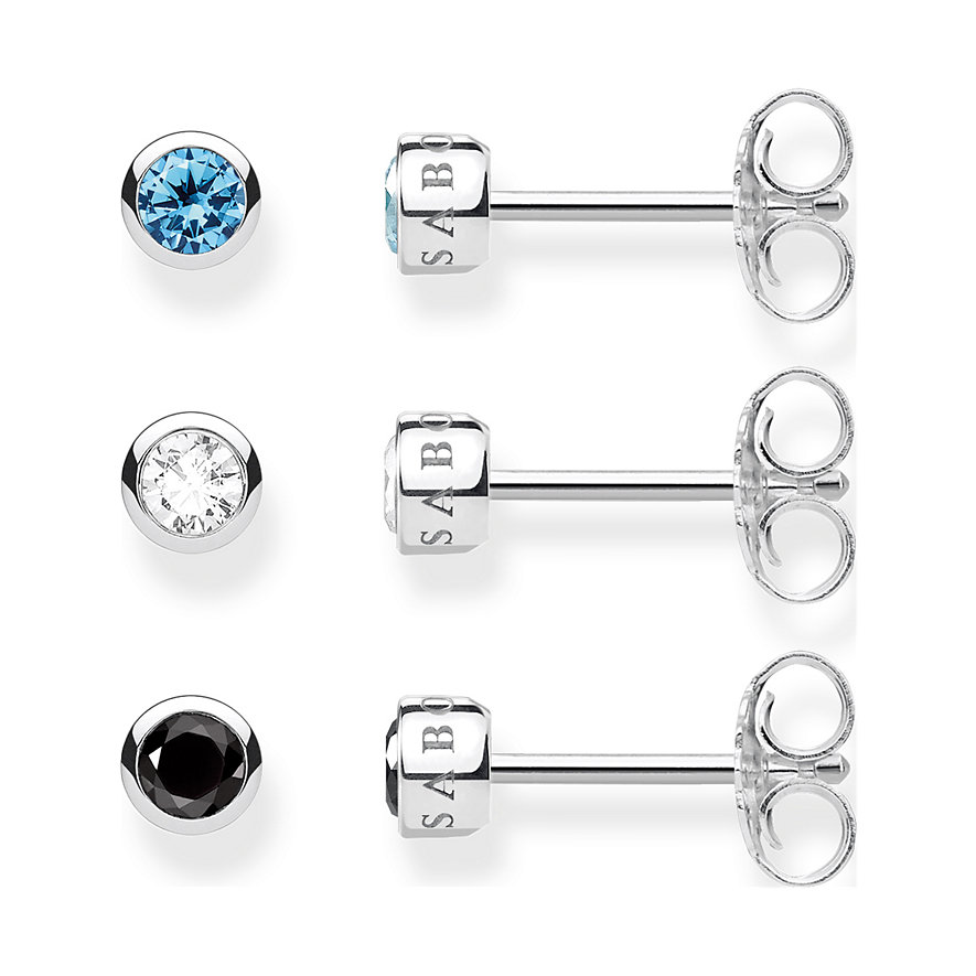Thomas Sabo Schmuck-Set Ohrstecker SCHH150202