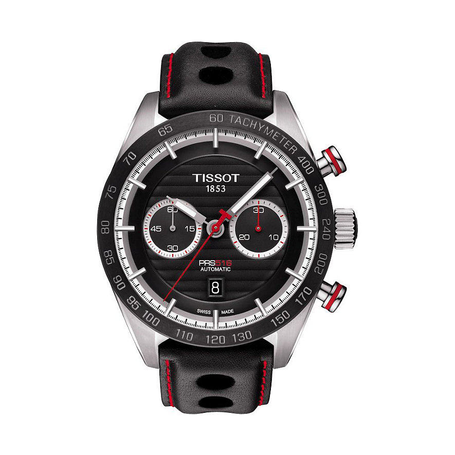 Tissot Automatik Chronograph PRS 516 T100.427.16.051.00
