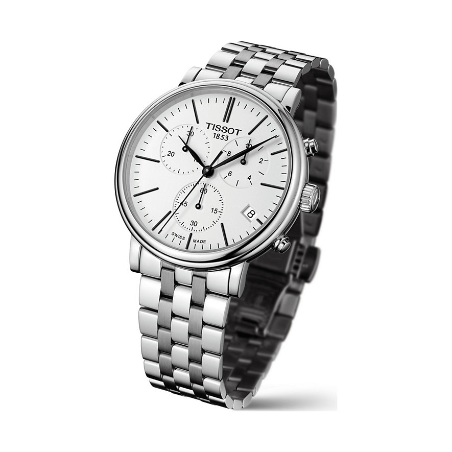 Tissot Chronograph Carson Premium Chronograph T1224171101100