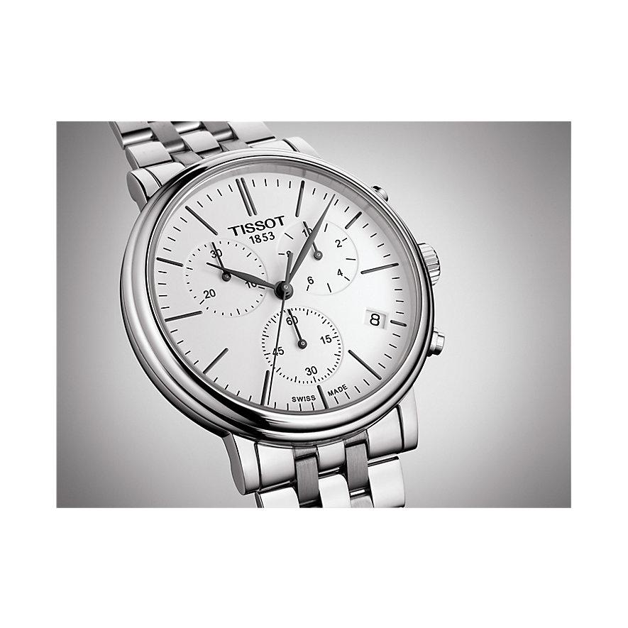 Tissot Chronograph Carson Premium T1224171101100