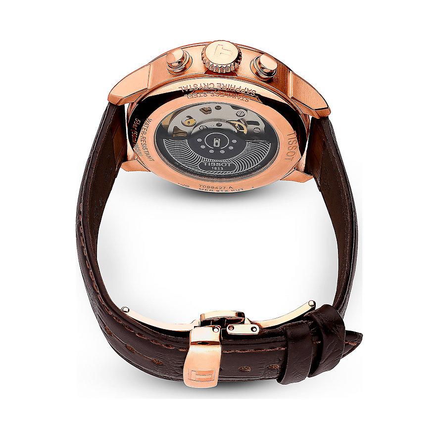 Tissot Chronograph Chemin des Tourelles Automatic Chronograph T0994273603800