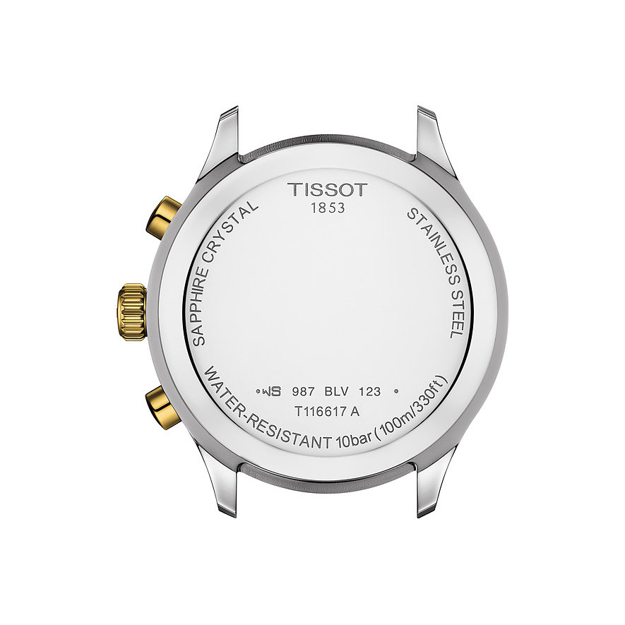 Tissot Chronograph Chrono XL Classic T1166172204100