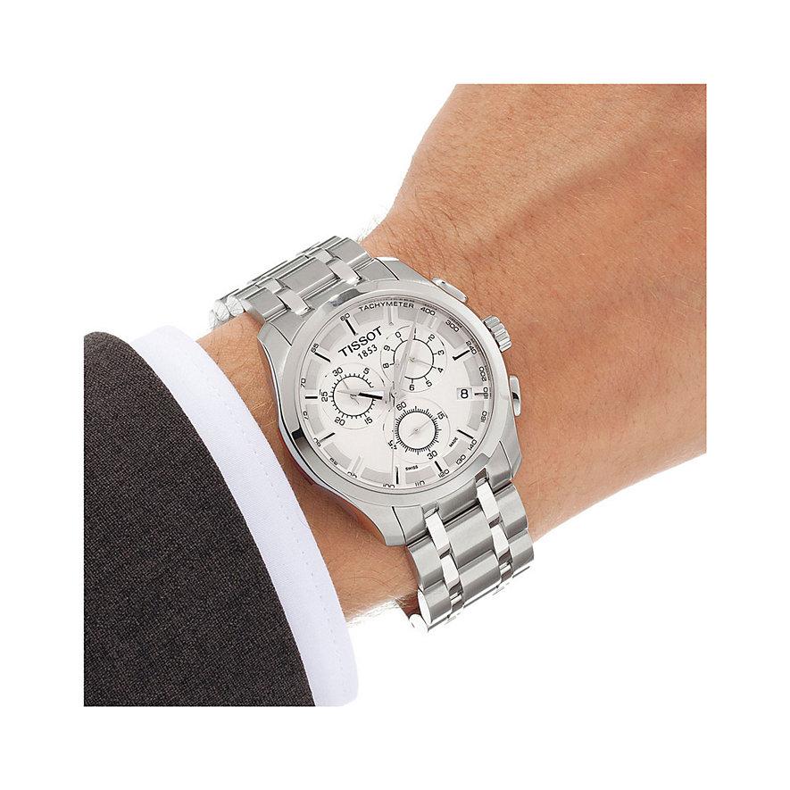 Tissot Chronograph Couturier Chronograph T0356171103100