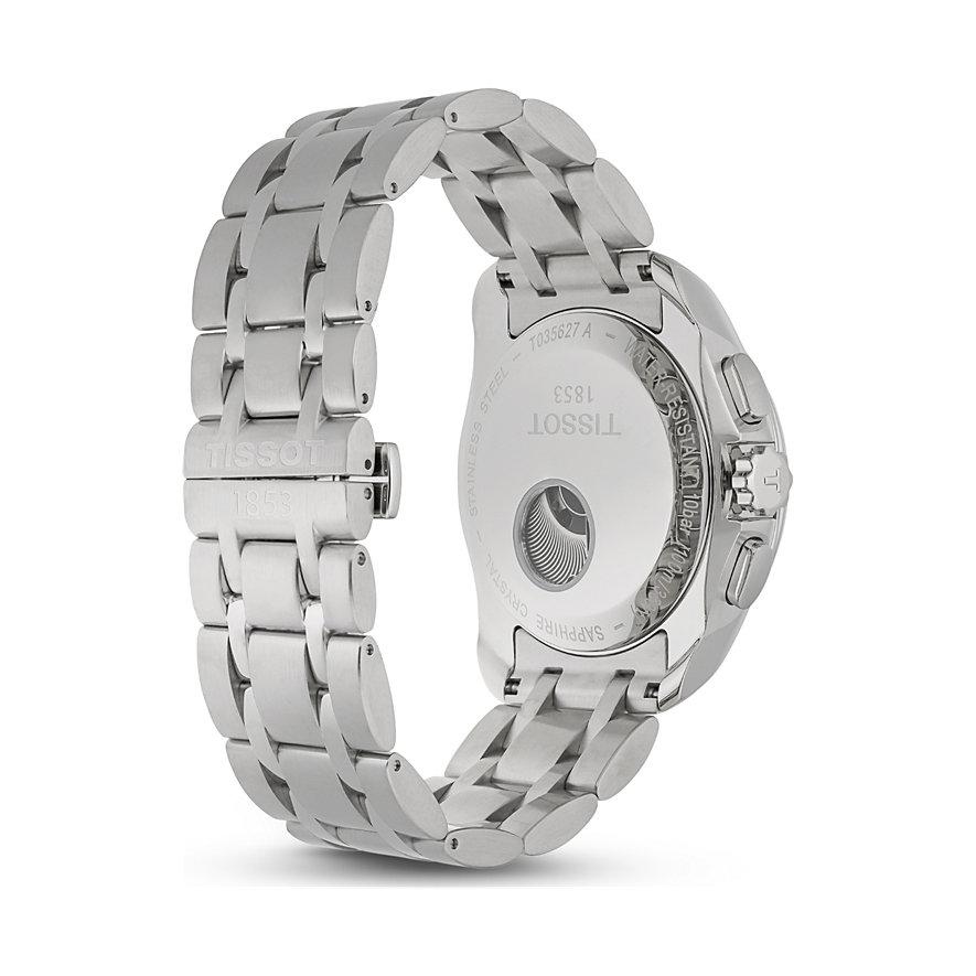 Tissot Chronograph Couturier T0356271105100