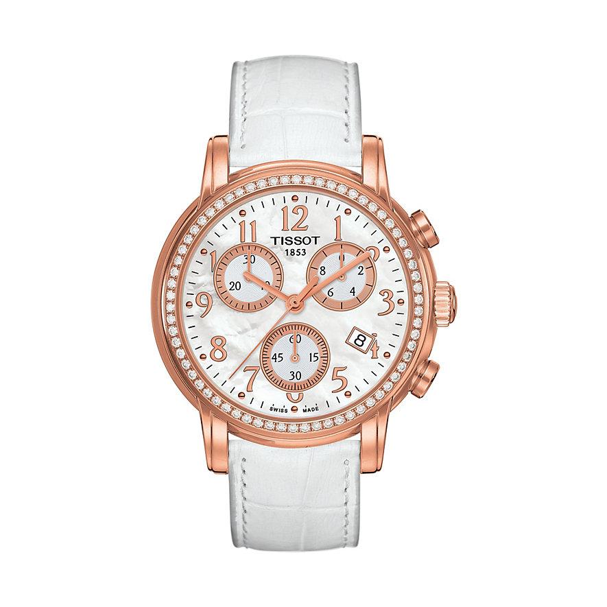 Tissot Chronograph Lady Dressport T050.217.36.112.01