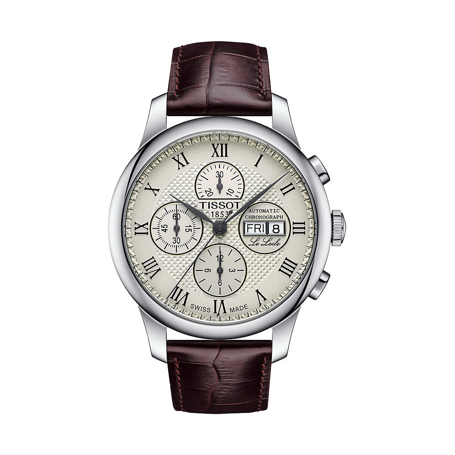Tissot Chronograph Le Locle Valjoux Chronograph T0064141626300