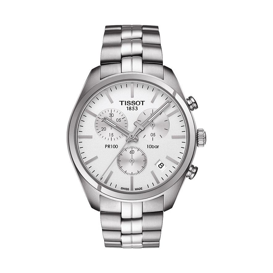 Tissot Chronograph Pr 100 Classic T101.417.11.031.00