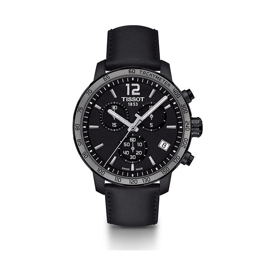 Tissot Chronograph Quickster T095.417.36.057.02