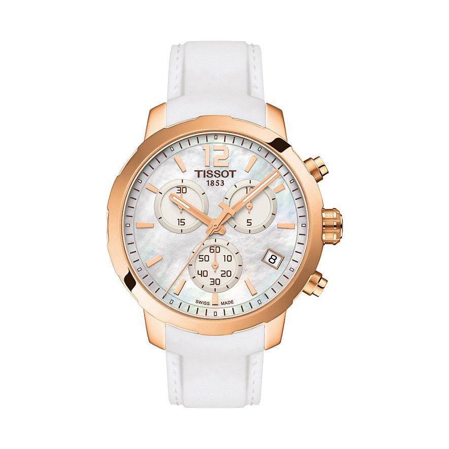 Tissot Chronograph Quickster T095.417.37.117.00