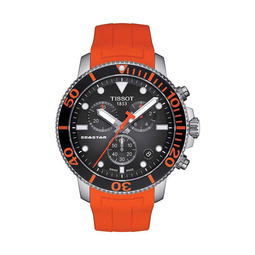 Tissot Chronograph Seastar 1000 Chronograph T1204171705101