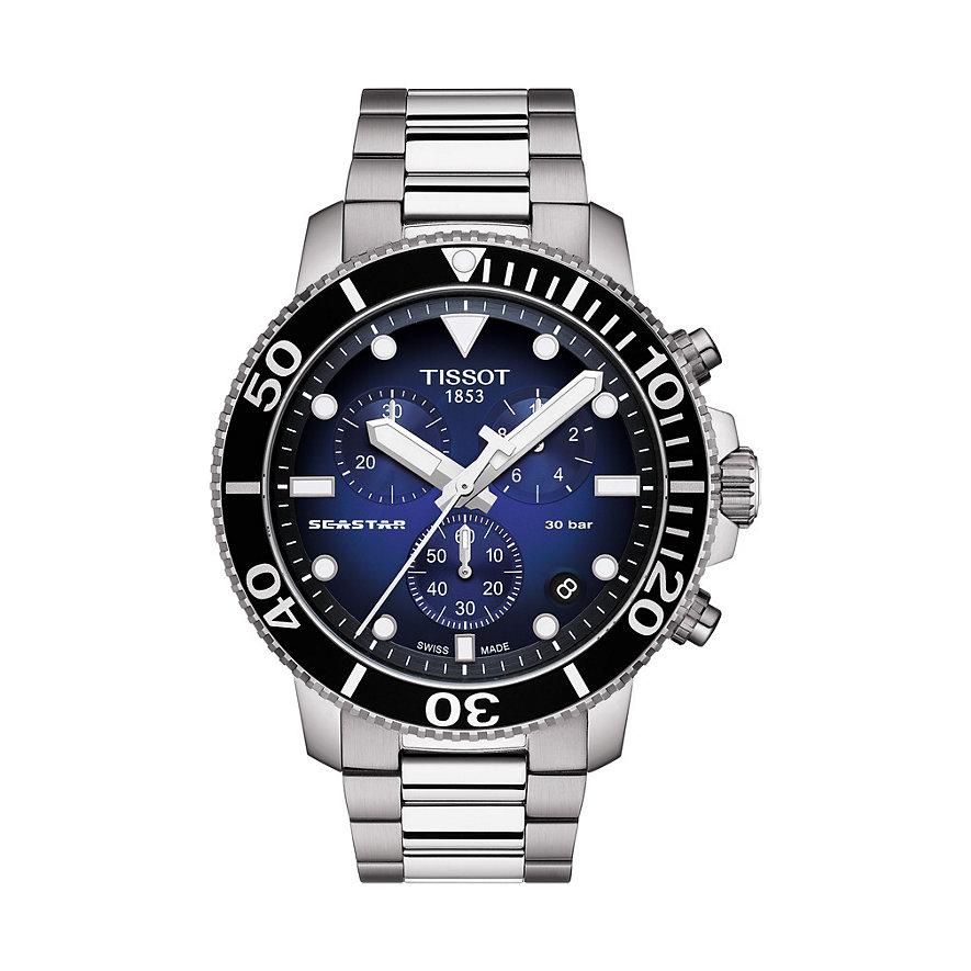 Tissot Chronograph Seastar T1204171104101