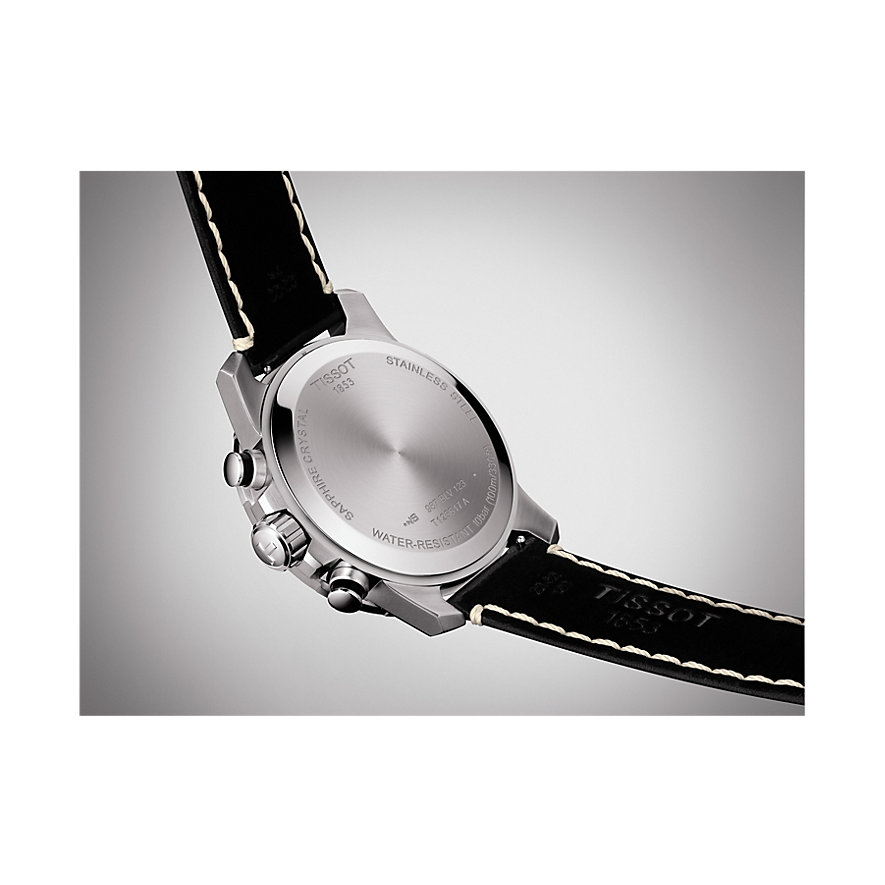 Tissot Chronograph Supersport Chrono T1256171605100