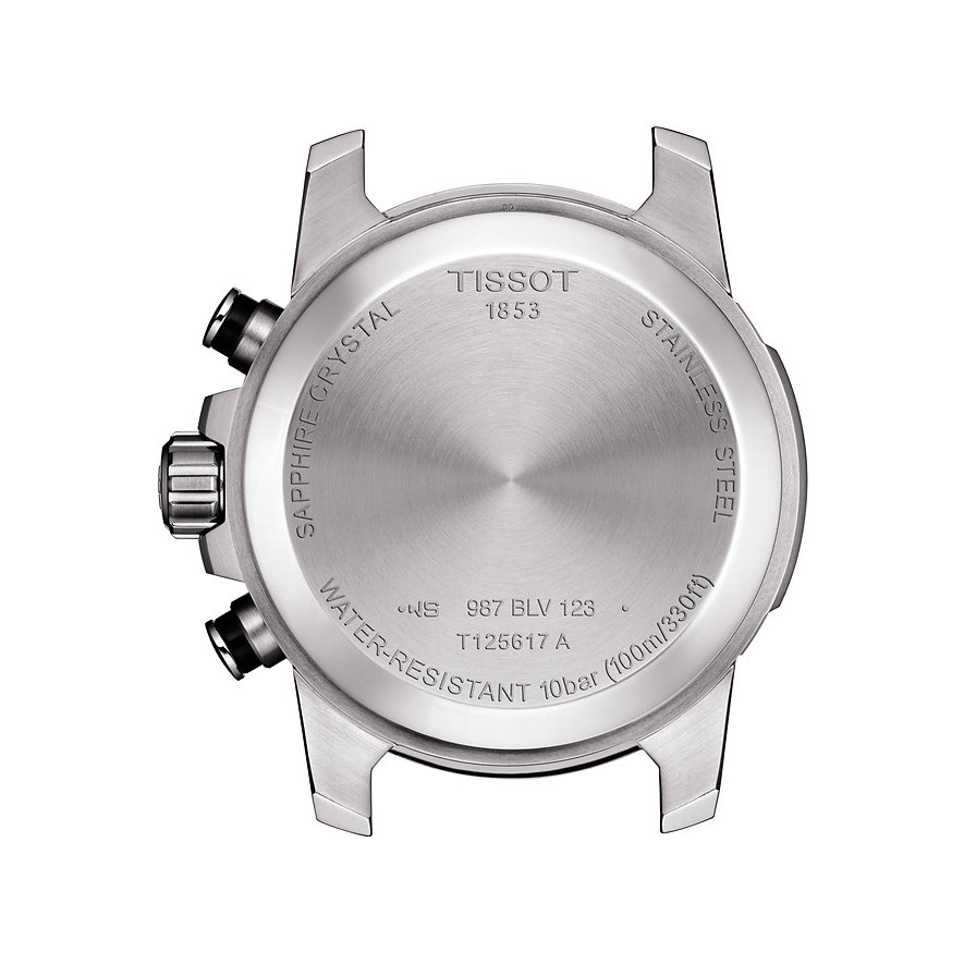 Tissot Chronograph Supersport Chrono T1256171605101