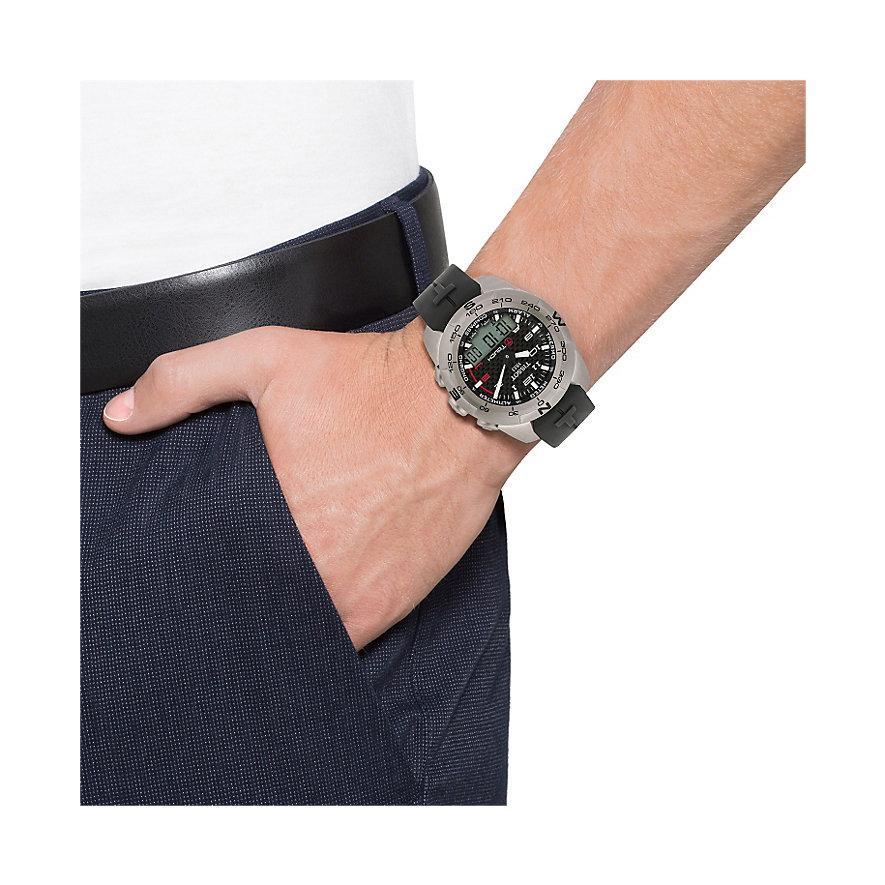 Tissot Chronograph T-Touch Expert Titanium T0134204720200
