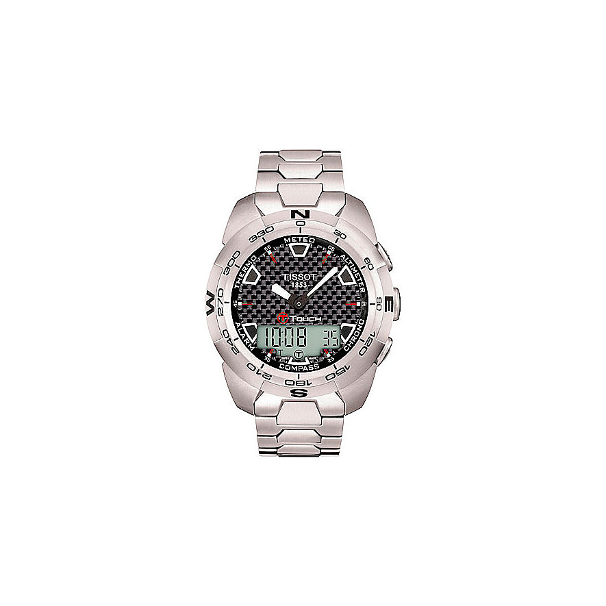 Tissot Chronograph Touch Collection T0134204420100