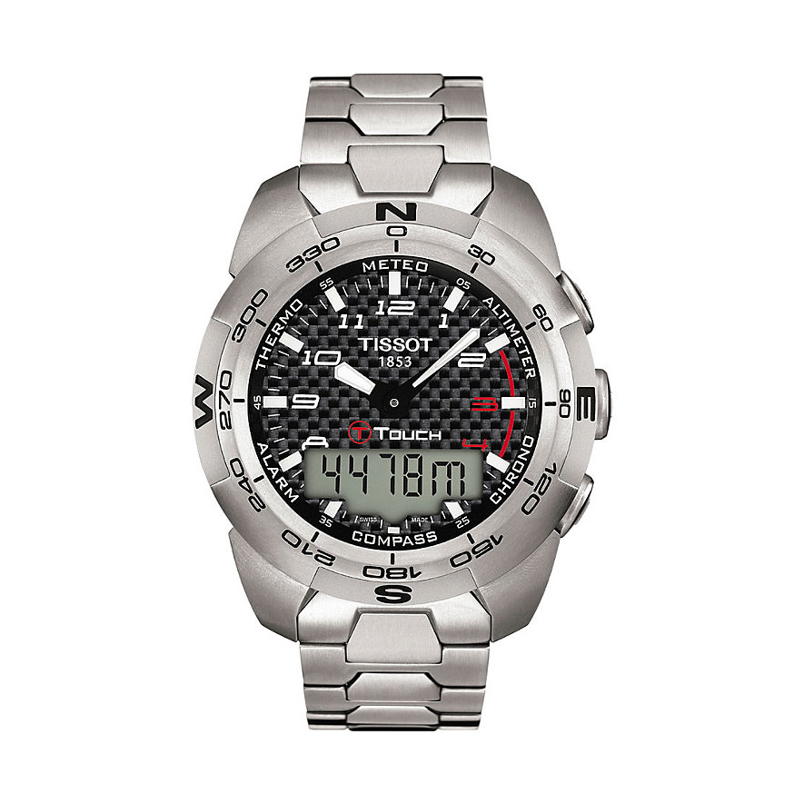 Tissot Chronograph Touch Collection T0134204420200