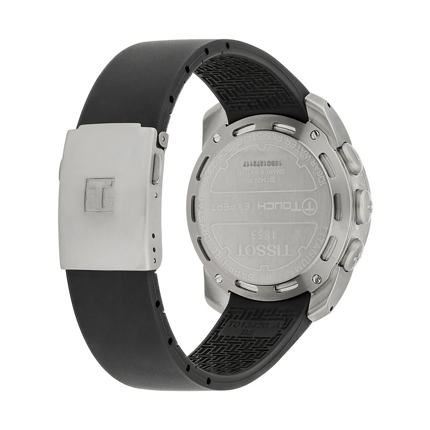 Tissot Chronograph Touch Collection T0134204720200