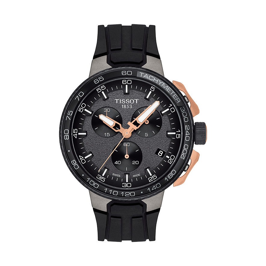Tissot Chronograph Trace Cycling T1114173744107