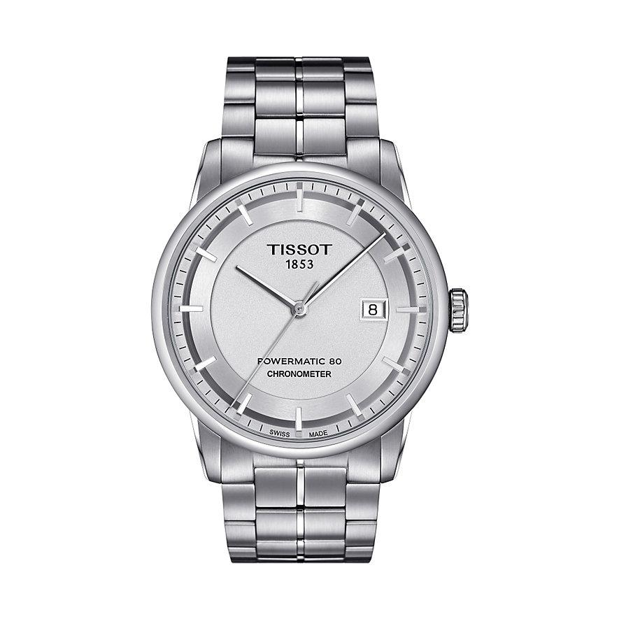 Tissot Chronometer Luxury T086.408.11.031.00