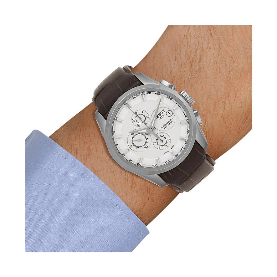 Tissot Couturier Automatik Chronograph T035.627.16.031.00