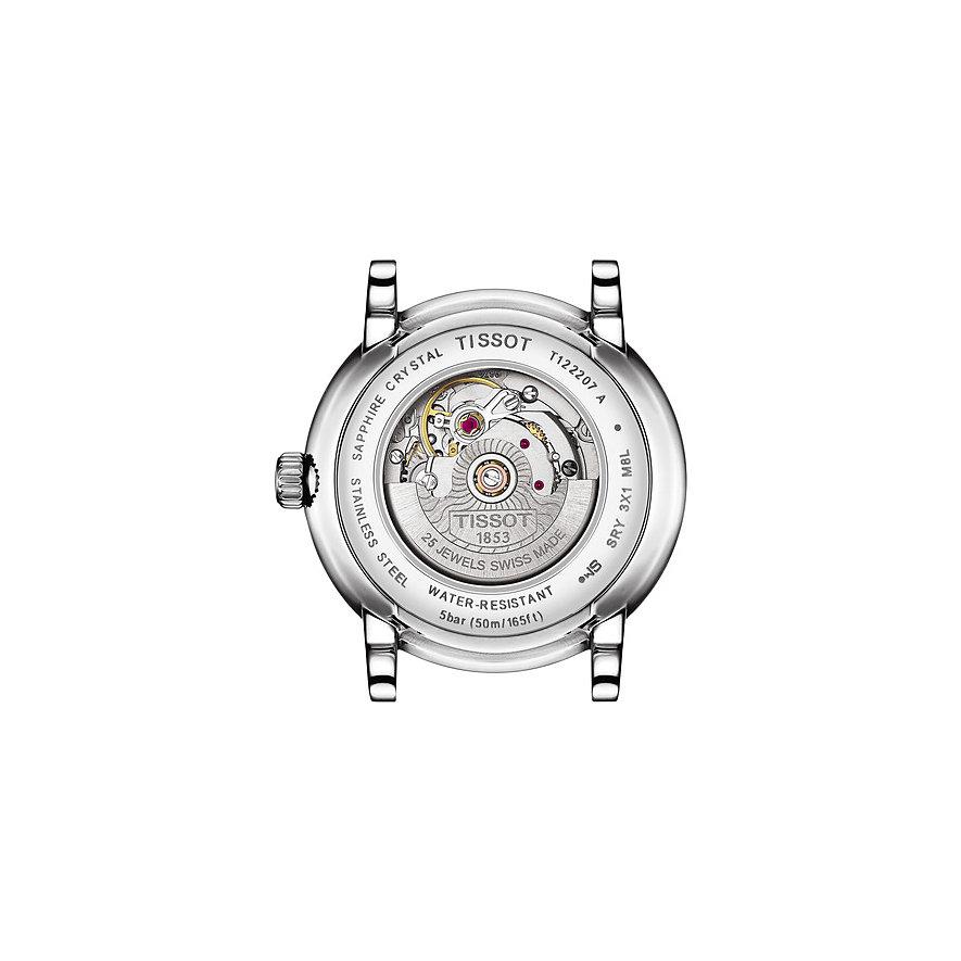Tissot Damenuhr Carson Premium Automatic T1222072203101