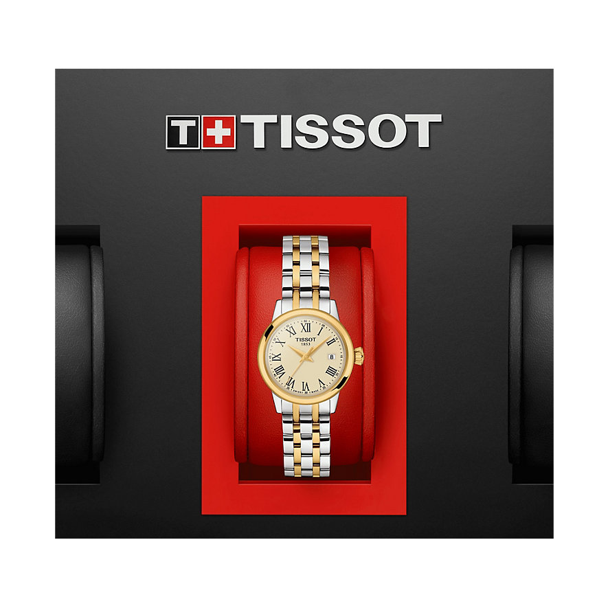 Tissot Damenuhr Classic Dream Lady T1292102226300