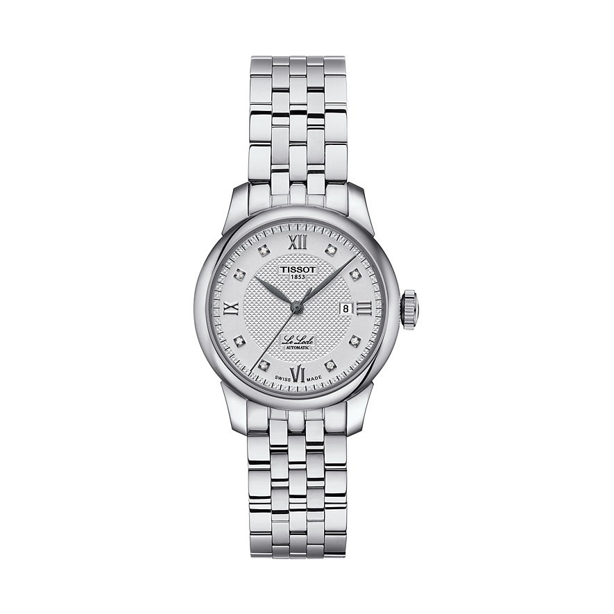 Tissot Damenuhr Le Locle Automatique Lady T0062071103600