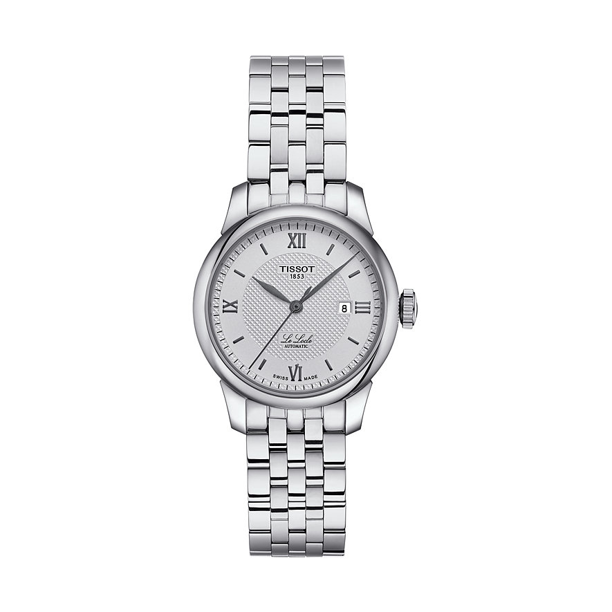 Tissot Damenuhr Le Locle Automatique Lady T0062071103800