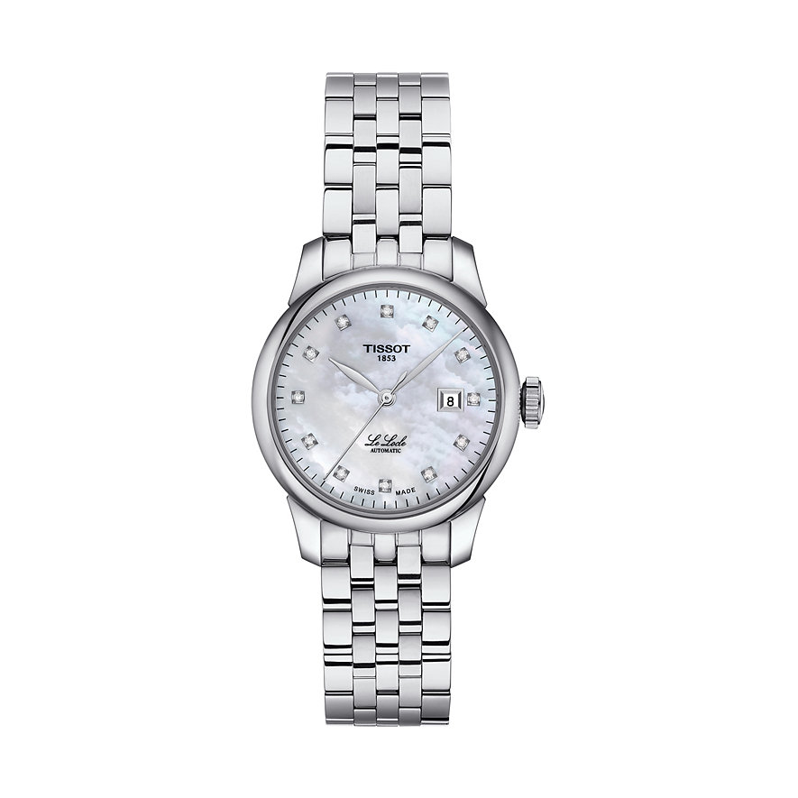 Tissot Damenuhr Le Locle Automatique Lady T0062071111600