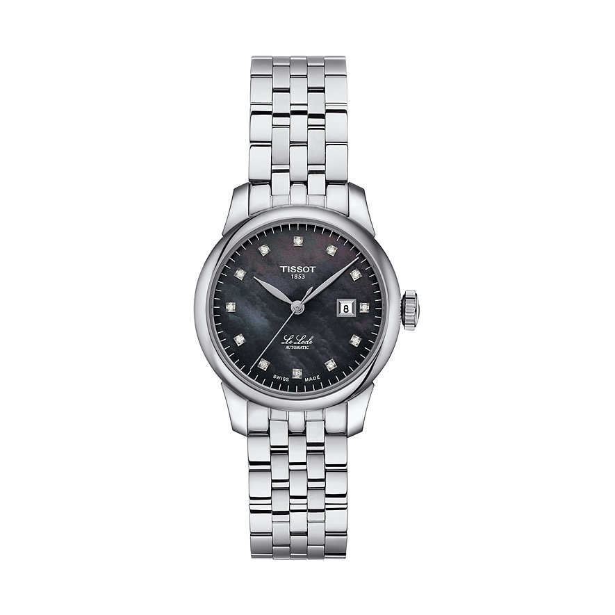 Tissot Damenuhr Le Locle Automatique Lady T0062071112600
