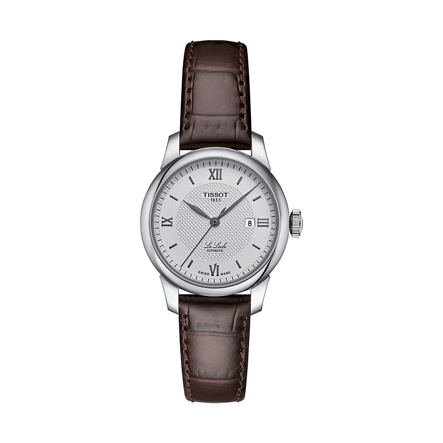 Tissot Damenuhr Le Locle Automatique Lady T0062071603800