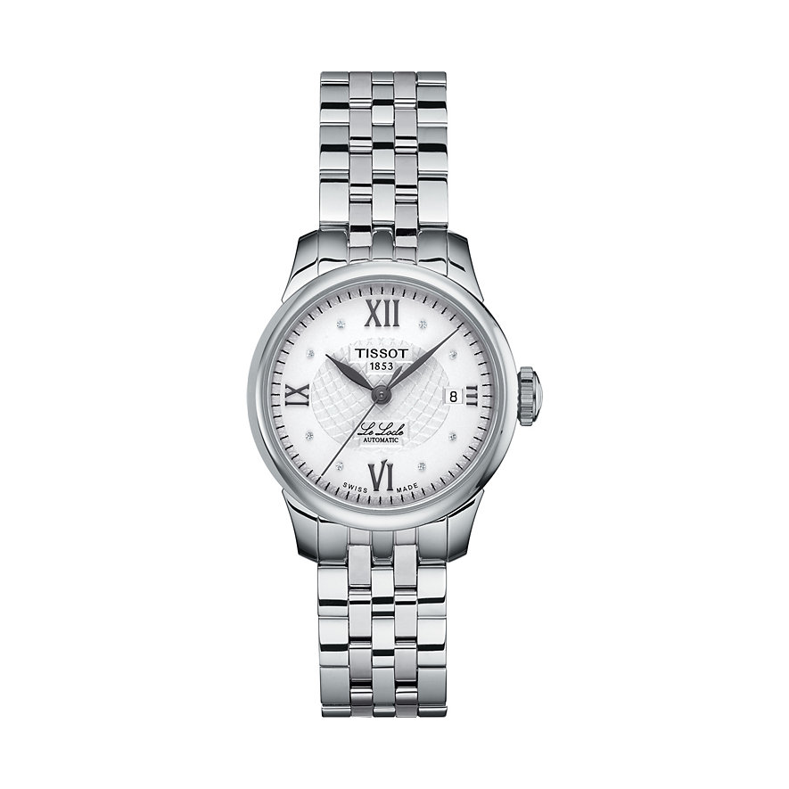 Tissot Damenuhr Le Locle Lady Automatic T41118316