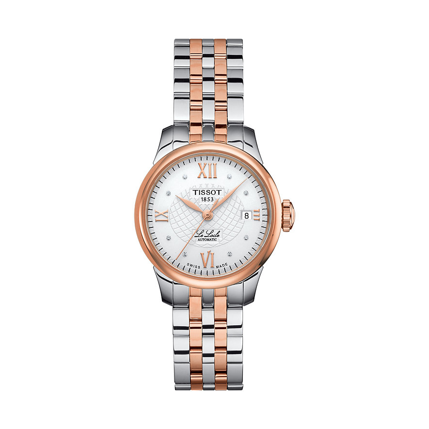 Tissot Damenuhr Le Locle Lady Automatic T41218316