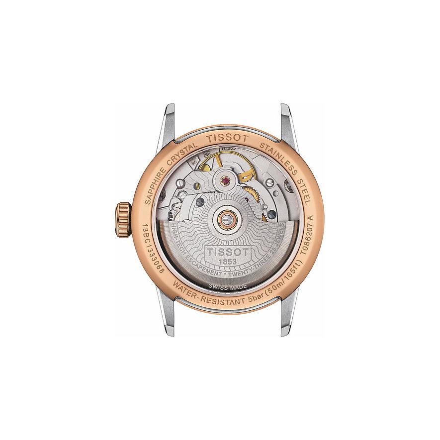 Tissot Damenuhr Luxury Automatic T0862072211600