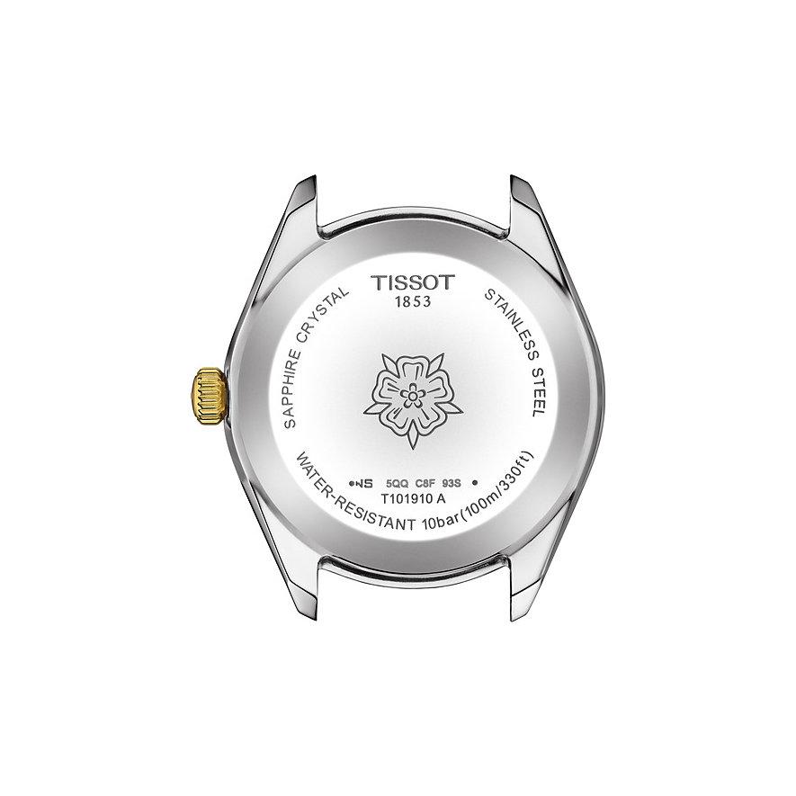 Tissot Damenuhr PR 100 Sport Chic T1019102211100