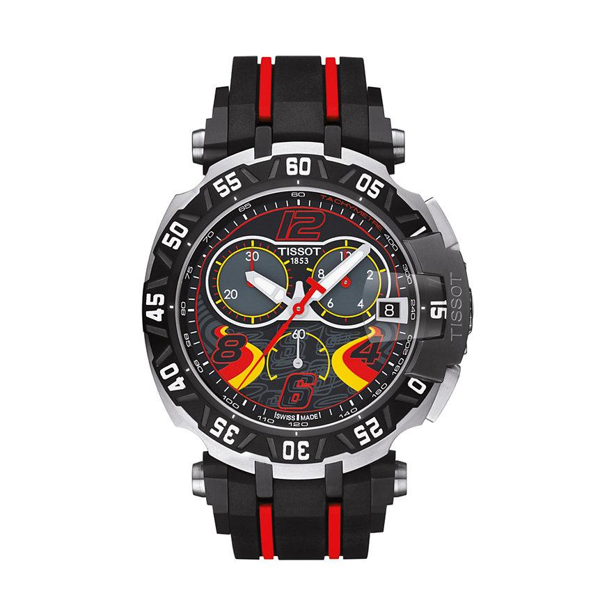 Tissot Damenuhr T-race Stefan Bradl 2016 Ltd. T0924172705702