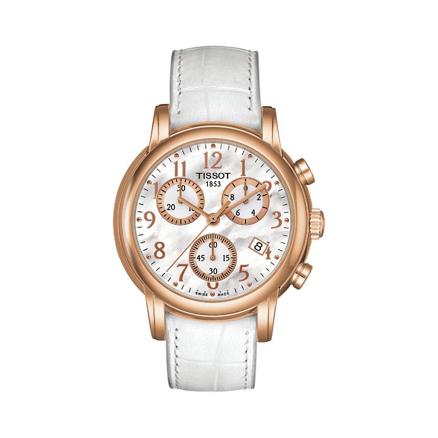 Tissot Dressport Lady Chronograph T050.217.36.112.00