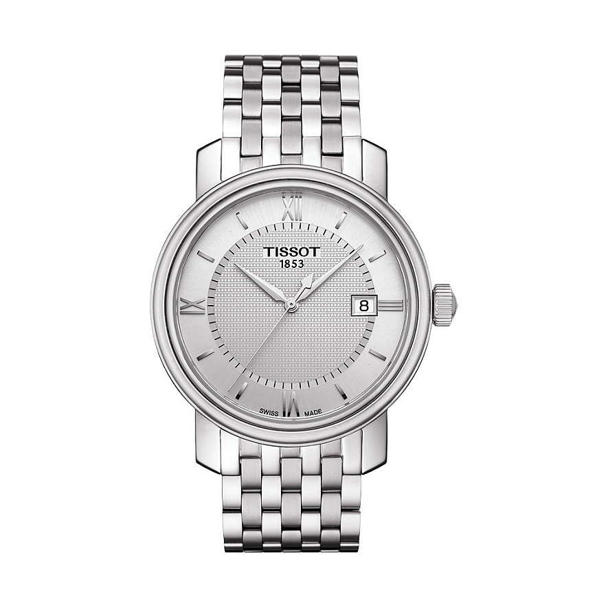 Tissot Herrenuhr Bridgeport T097.410.11.038.00