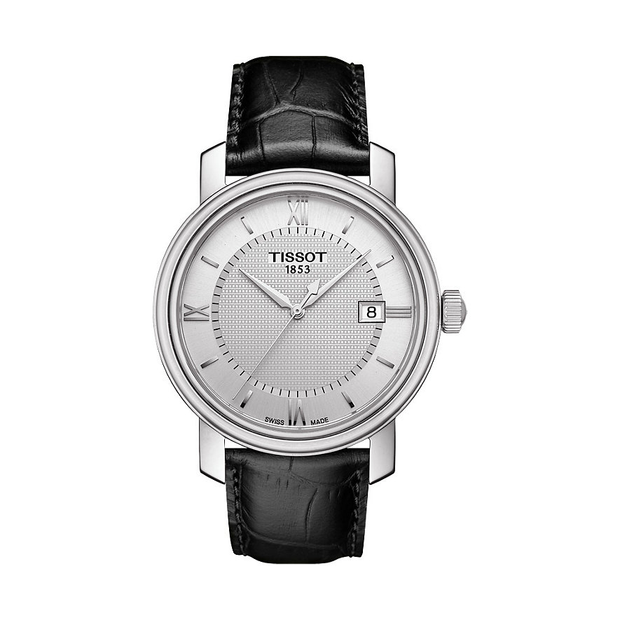 Tissot Herrenuhr Bridgeport T097.410.16.038.00