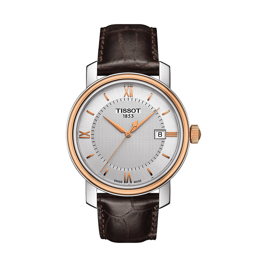 Tissot Herrenuhr Bridgeport T097.410.26.038.00
