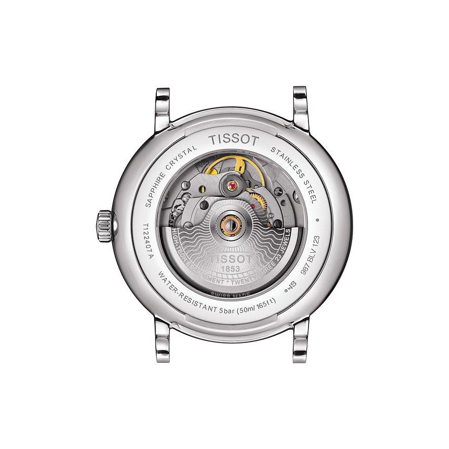 Tissot Herrenuhr Carson Premium Powermatic 80 T1224071603100