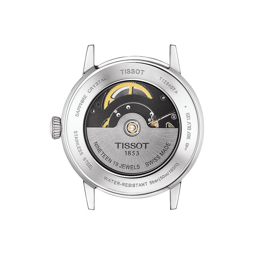 Tissot Herrenuhr Classic Dream Swissmatic T1294071603100