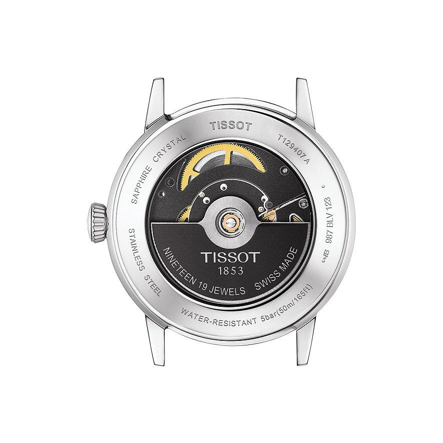 Tissot Herrenuhr Classic Dream Swissmatic T1294071605100